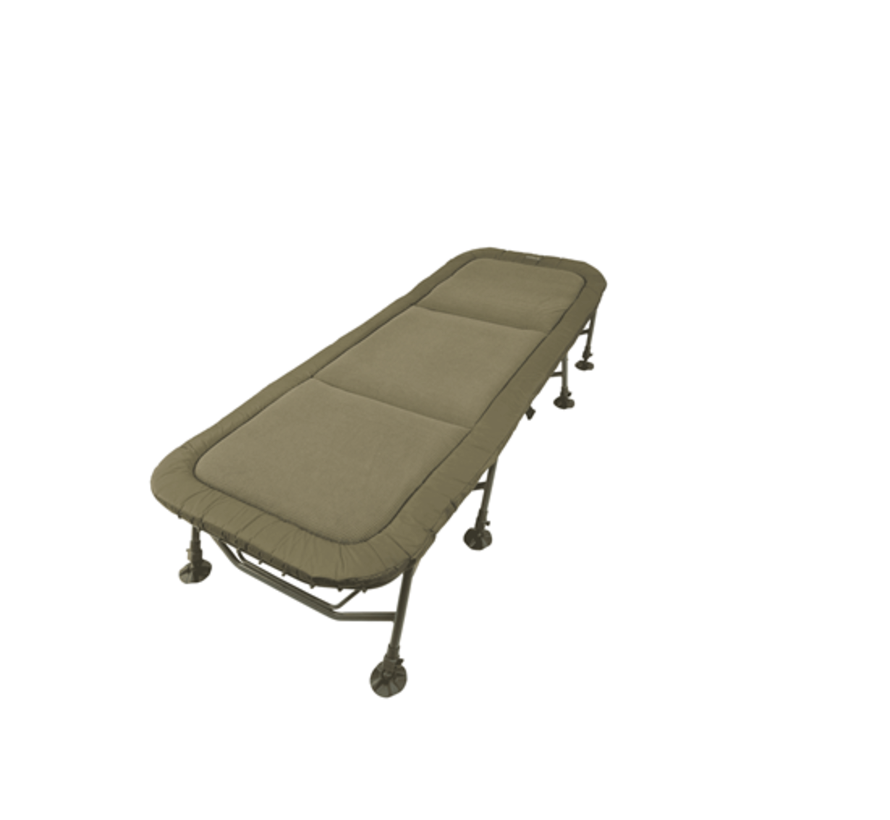 Trakker RLX 8 Leg Bed - Stretcher
