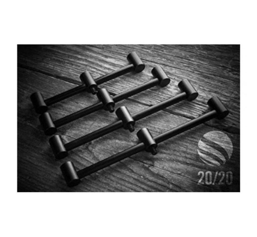 Cygnet 20/20 Snugs 3 Rod - Buzzerbars