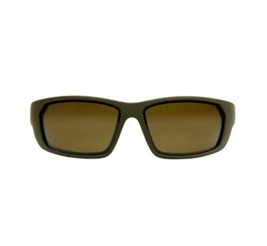 Trakker Wrap Around Sunglasses - Polaroidbril