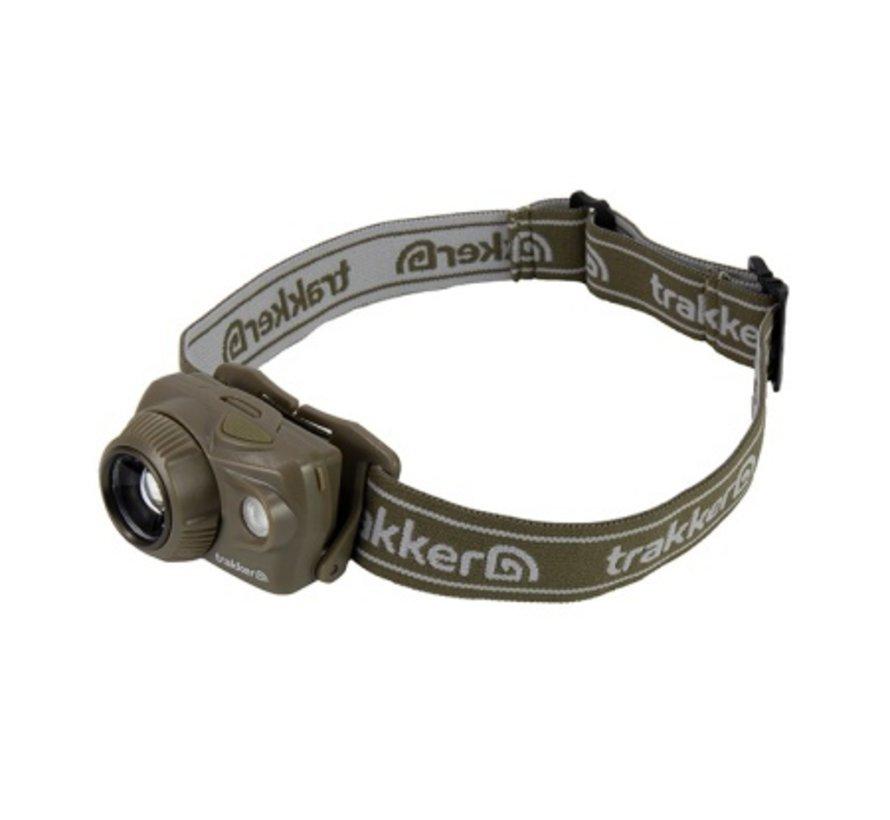 Trakker Nitelife Headtorch 580 zoom - Hoofdlamp