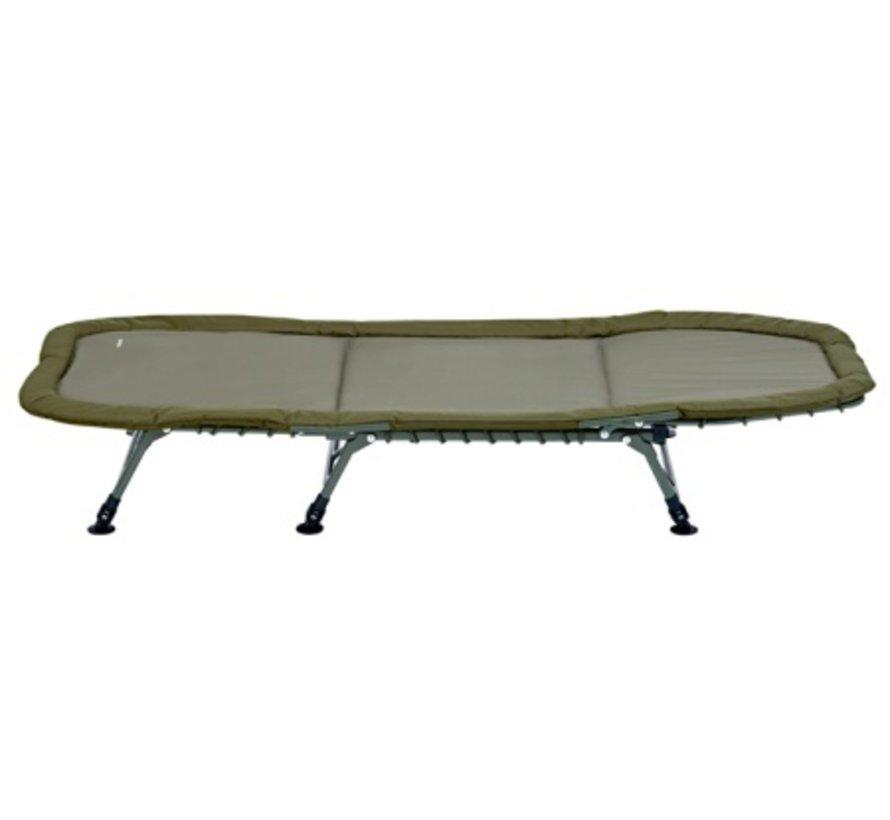 Trakker RLX Flat-6 Bed - Stretcher