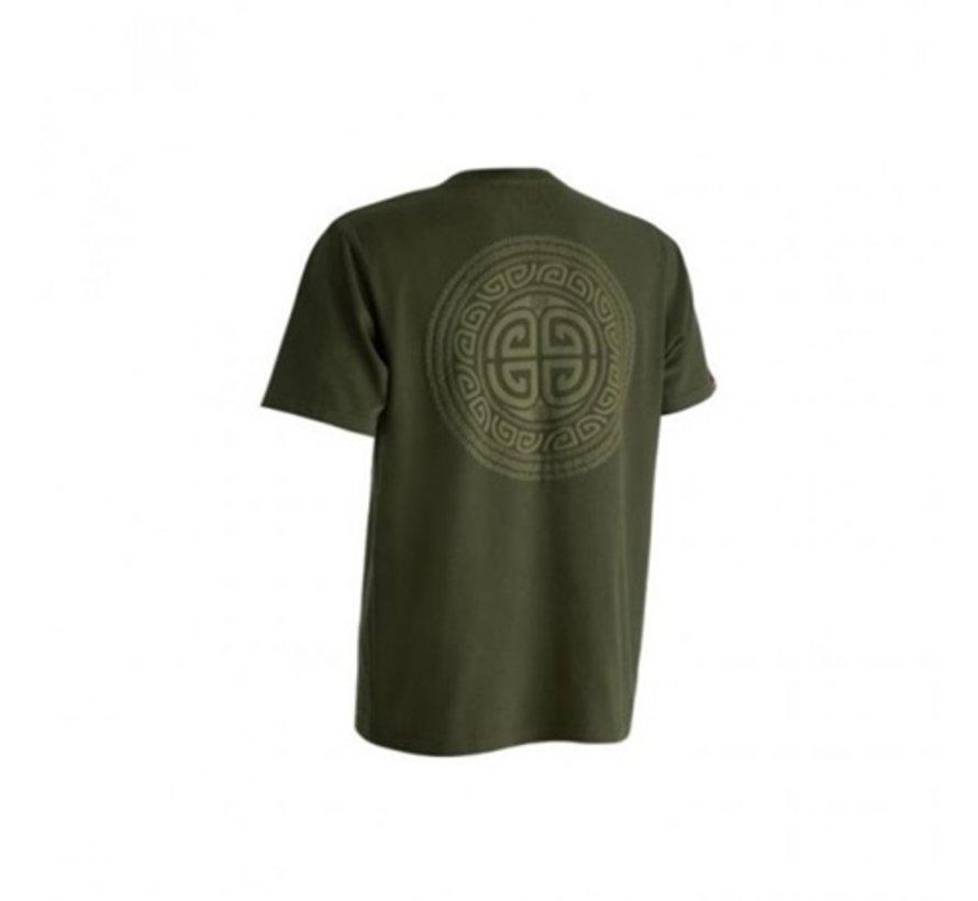 Trakker Aztec T-Shirt - Shirt