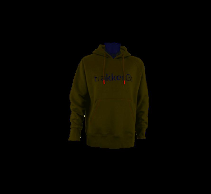 Trakker Logo Hoody - Trui