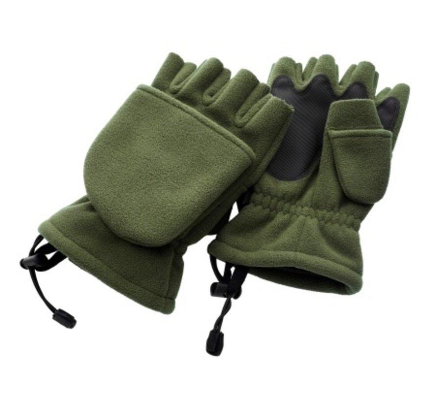 Trakker Polar Foldback Gloves - Handschoenen