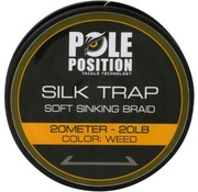 Strategy Strategy Pole Position Silk Trap Soft Sinking Braid 20 lb