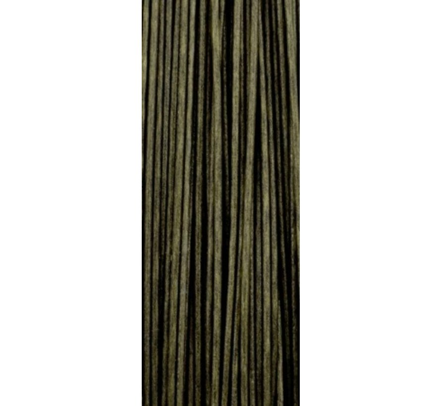 Strategy Pole Position Tungsta Flex Soft Coated Braid Weedy Green - Onderlijnmateriaal