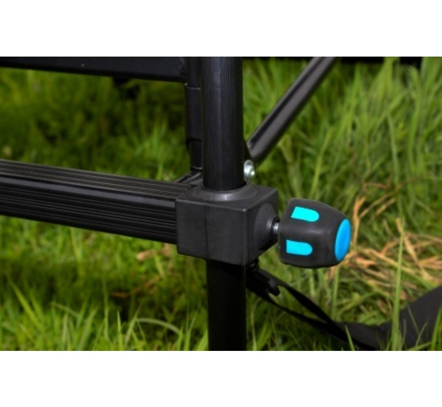 Cresta Black Thorne Comfort Chair Compact - Visstoel