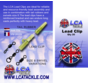 LCA Lead Clips 20 pcs - Lead Clips