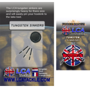 LCA Tackle LCA Tackle Tungsten Sinkers