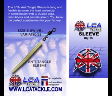 LCA Tackle LCA Tackle Anti Tangle Sleeves