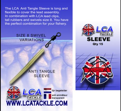 LCA Tackle LCA Tackle Anti Tangle Sleeves - Anti Tangle Sleeves