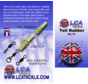 LCA Tackle Tail Rubbers - Tail Rubbers