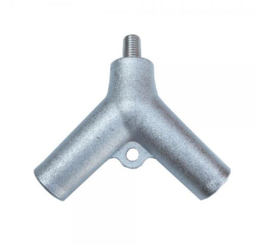 Spreidblok Karpernet Aluminium
