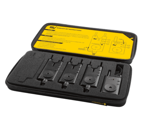Strategy Strategy SI Wireless Bite Alarm Set 3+1 - Beetmelderset
