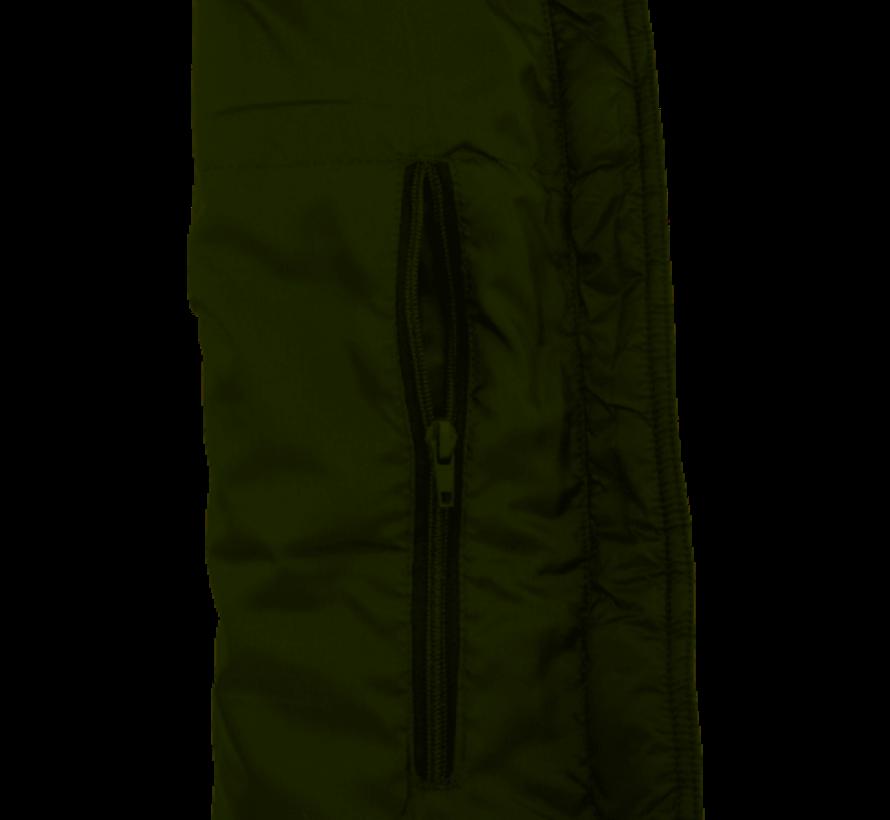 MAD Bivvy Zone Thermo Lite Vest Green - Bodywarmer