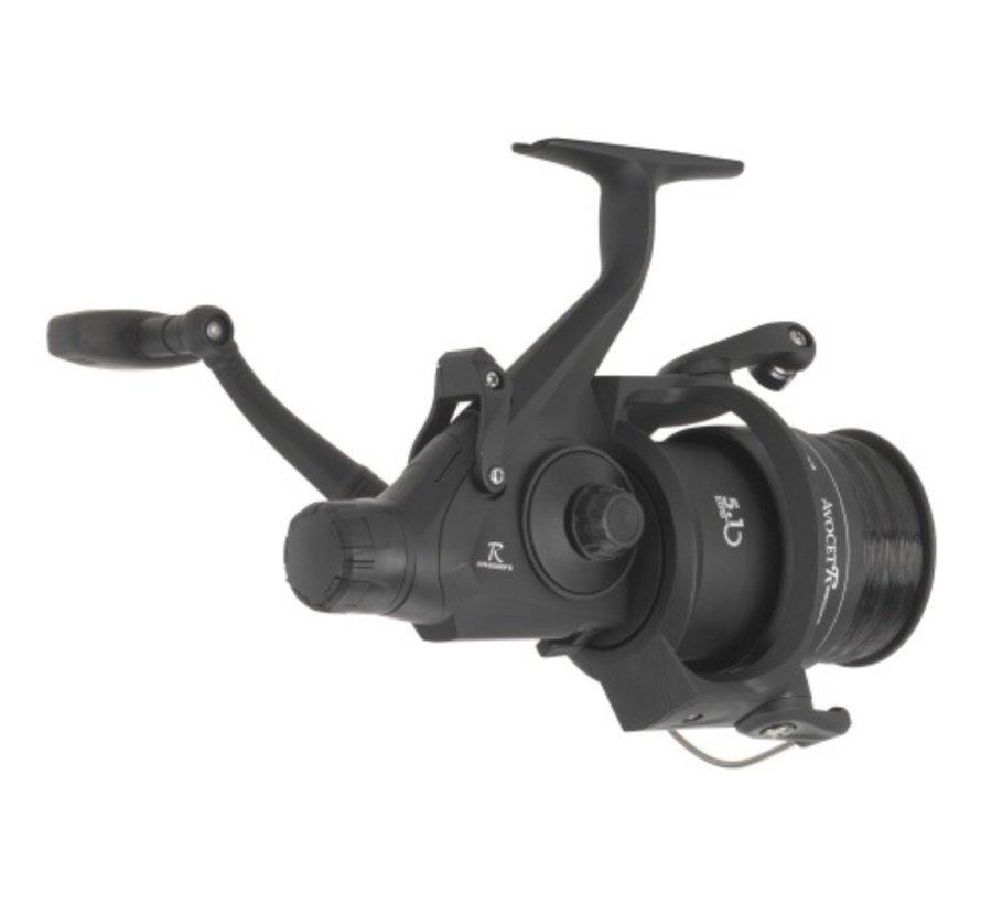 Mitchell Avocet 5500 FS Black Edition - Karpermolen