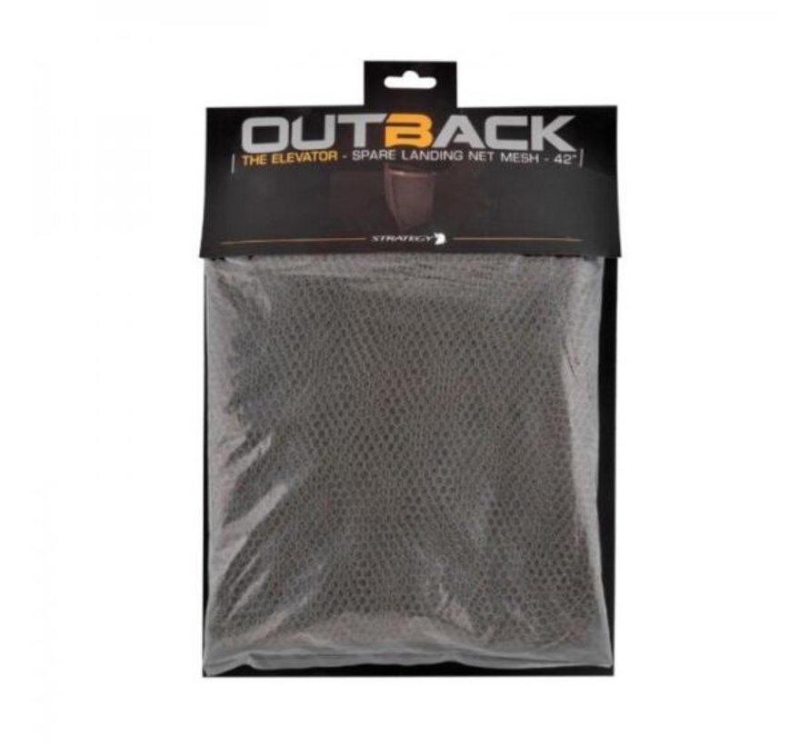 "Outback Spare Landing net mesh 42"""