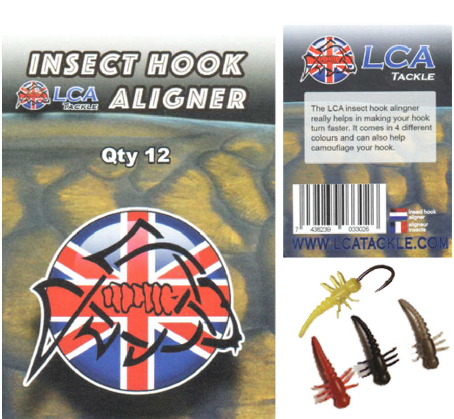LCA Insect Hook Aligner