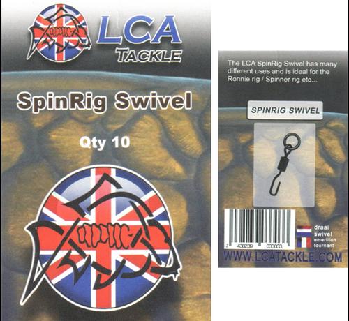 LCA Tackle LCA Spinrig Swivel