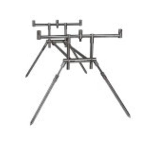 DAM DAM Compact Stainless Steel Rod Pod 3 Rod