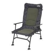DAM DAM Camovision Adjustable chair met armleuningen - Karperstoel