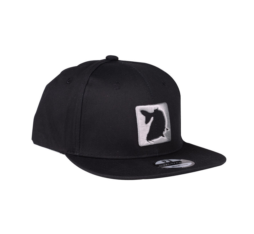 Strategy xs Black Flat Cap