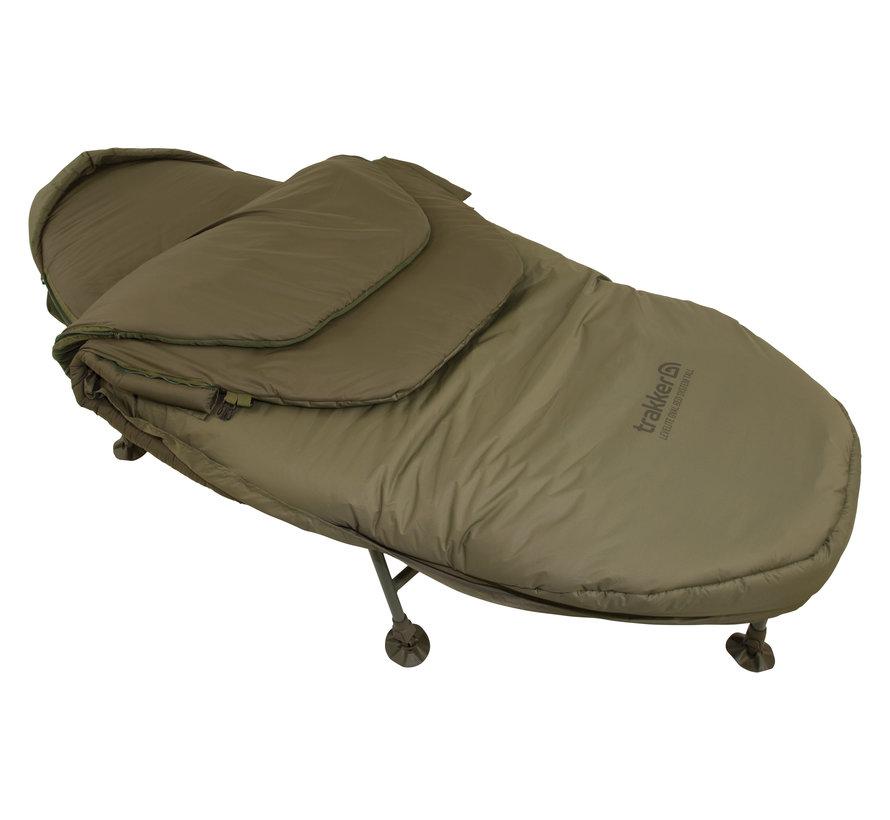 Trakker Levelite Oval Tall Bed System