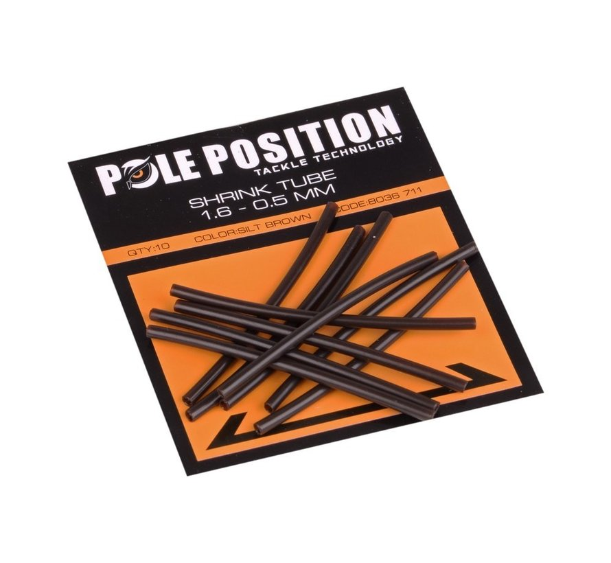 Strategy Pole Position Shrink Tube 1.6 - 0.5 mm