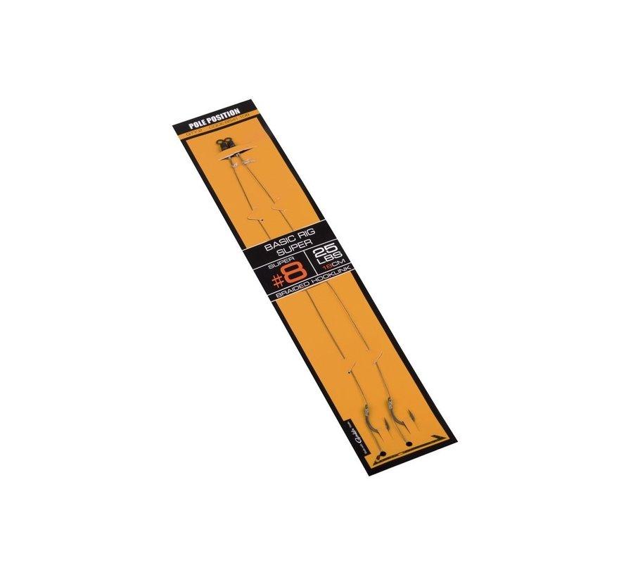 Strategy Pole Position Basic Rig Super - Karperonderlijnen
