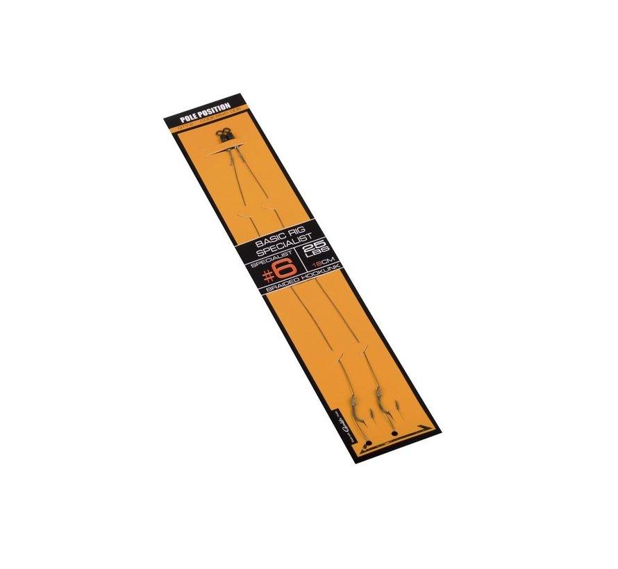 Strategy Pole Position Basic Rig Specialist - Karperonderlijn