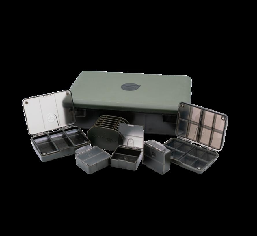 Korda Tackle Box complete system