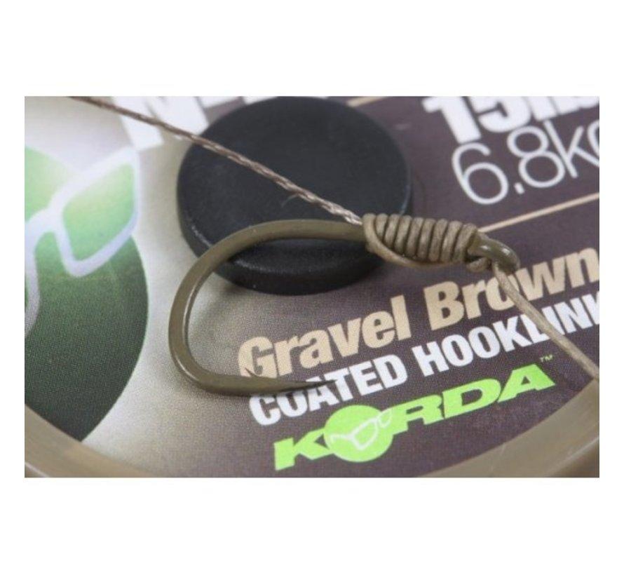 Korda N-Trap Semi Stiff - Coated Hooklink