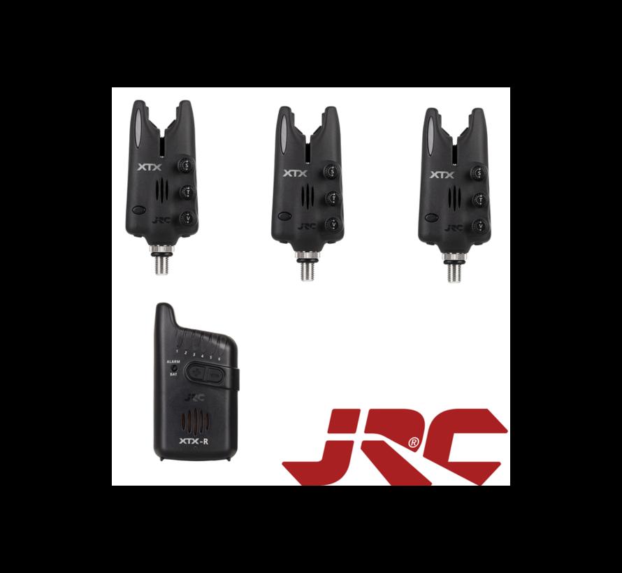 JRC Radar XTX 3+1 Set