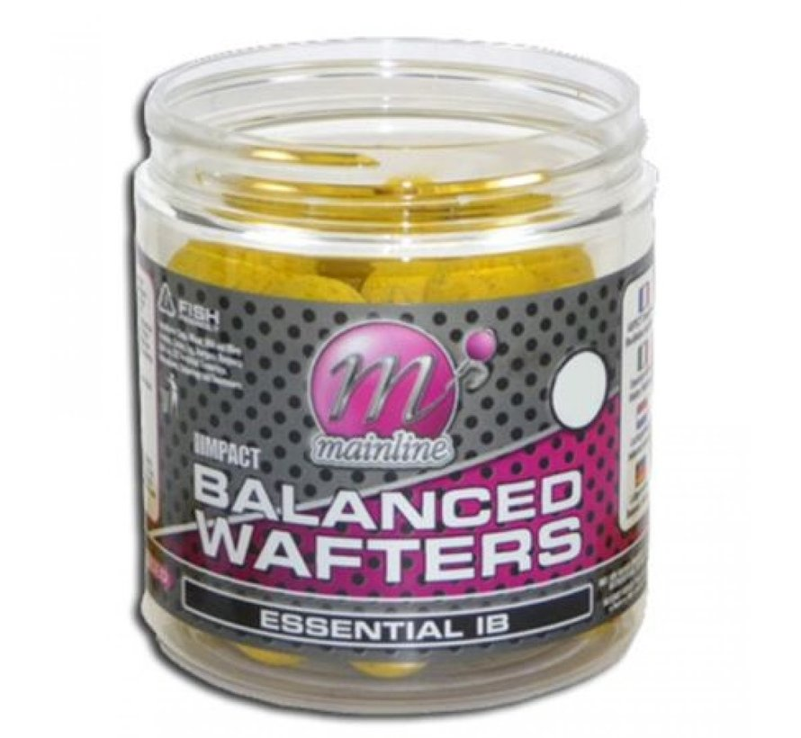 Mainline Impact Balanced Wafters 15 mm
