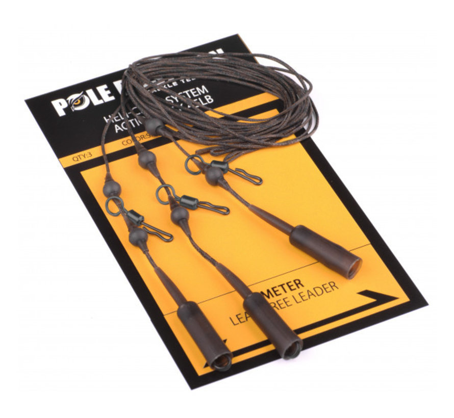 Pole Position Heli-Chod System Action Pack 45lb Weed
