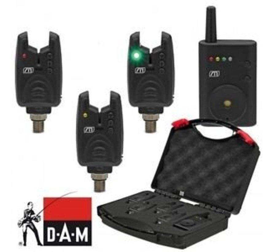 DAM Nano Bite Alarm Set 3+1