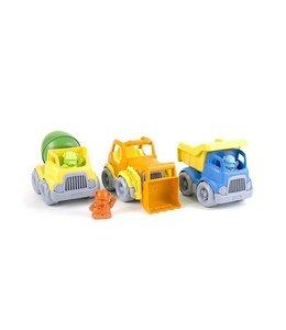 Green Toys werkauto's