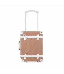 OlliElla See-ya Suitcase - Rust