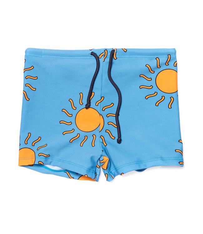 CarlijnQ Swim Shorts - Big Sun