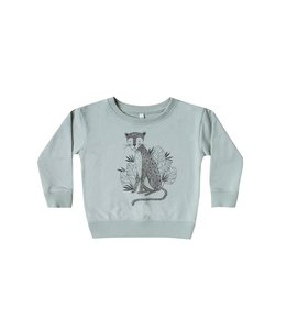 Rylee+Cru Leopard Sweatshirt