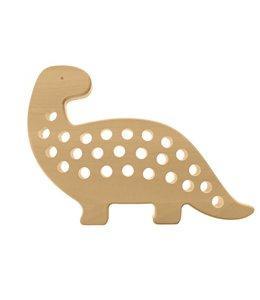 Brikivroomvroom Dino rijg speelgoed Hout