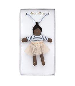 MeriMeri Ruby doll necklace