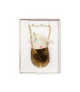 MeriMeri Unicorn pocket necklace