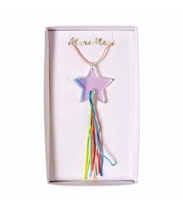 MeriMeri Shooting star necklace