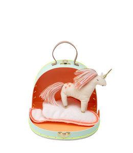 MeriMeri Mini unicorn suitcase