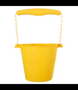 Scrunch Bucket - Buttercup Yellow