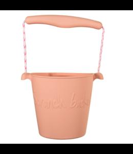 Scrunch Bucket - Blush Pink