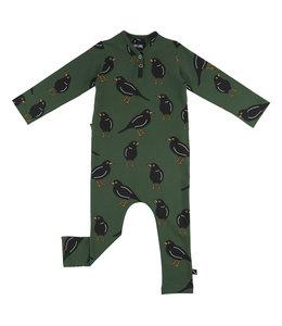 CarlijnQ Black Bird - Jumpsuit