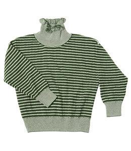 CarlijnQ Knitted Sweater Stripes LAATSTE STUKS