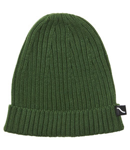 CarlijnQ Knit basics - beanie (green)